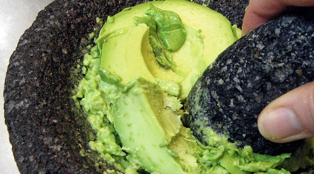 Avocado Galore During Super Bowl XLVII